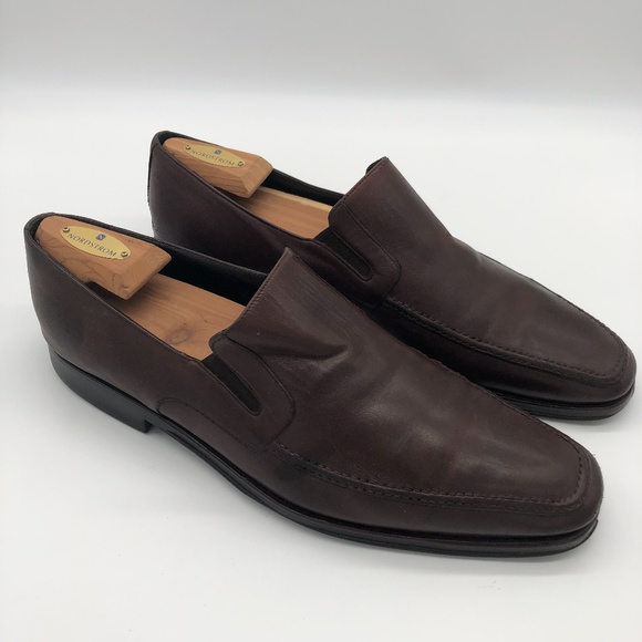 Bruno Magli Shoes   Raging Leather Slip